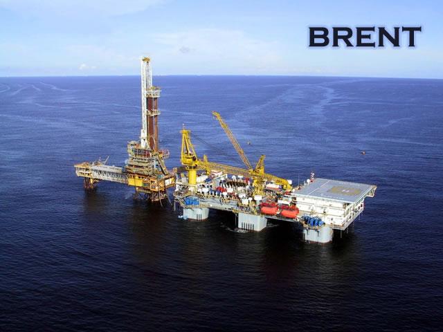 Petróleo Brent, precio del barril de petróleo para Colombia